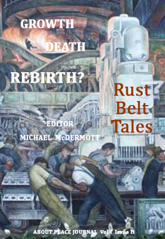 Rust Belt Tales. Cover: Diego Rivera - section of the Detreit Mural