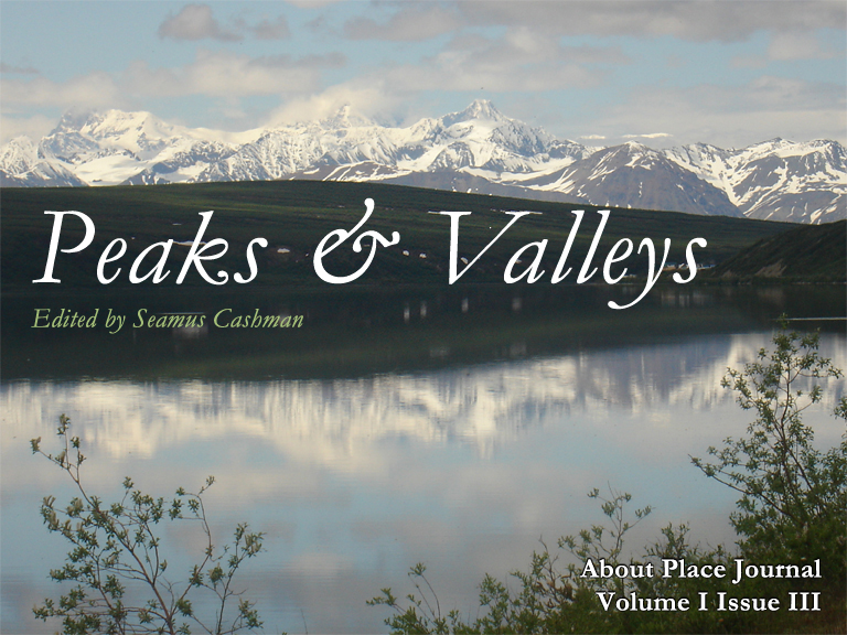 Vol I Issue III: Peaks & Valleys Cover