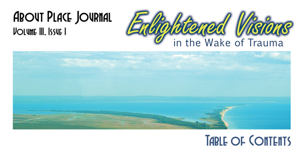 About Place Journal Volume III Issue I Enlightened Visions June 2014 aboutplacejournal.org