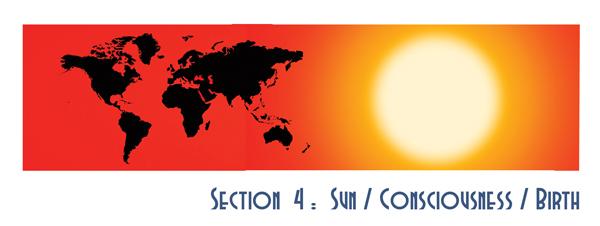 Section 4: Sun/Consciousness/Birth