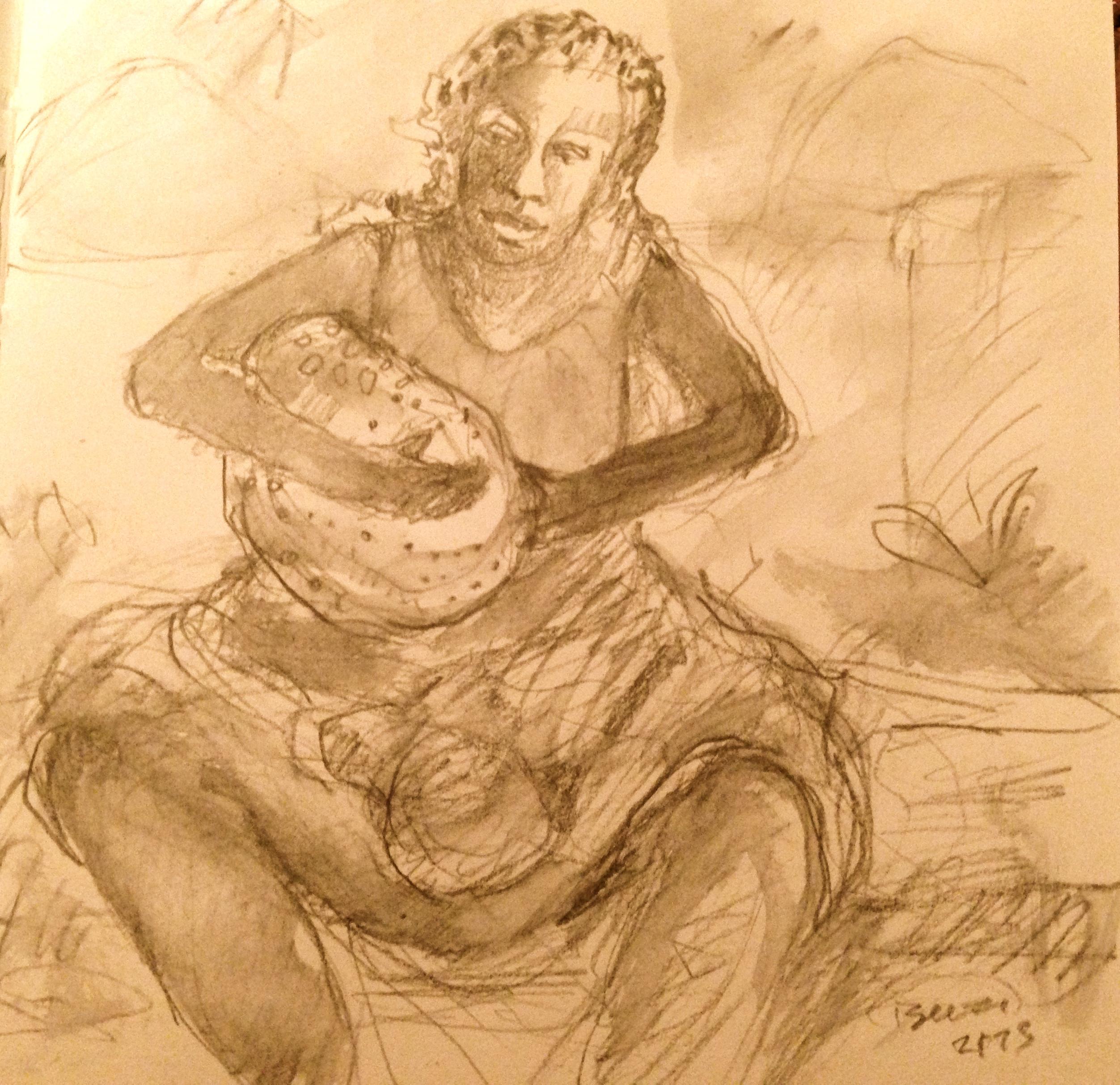 III.IV. Beezi's Treasure by Beverly Naidus