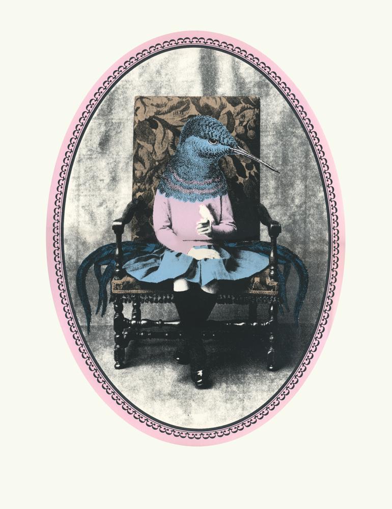Bird Girl by Briony Morrow-Cribbs
