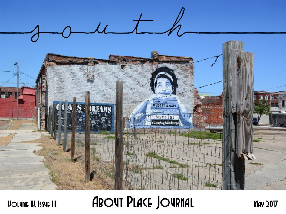 About Place Journal SOUTH cover image