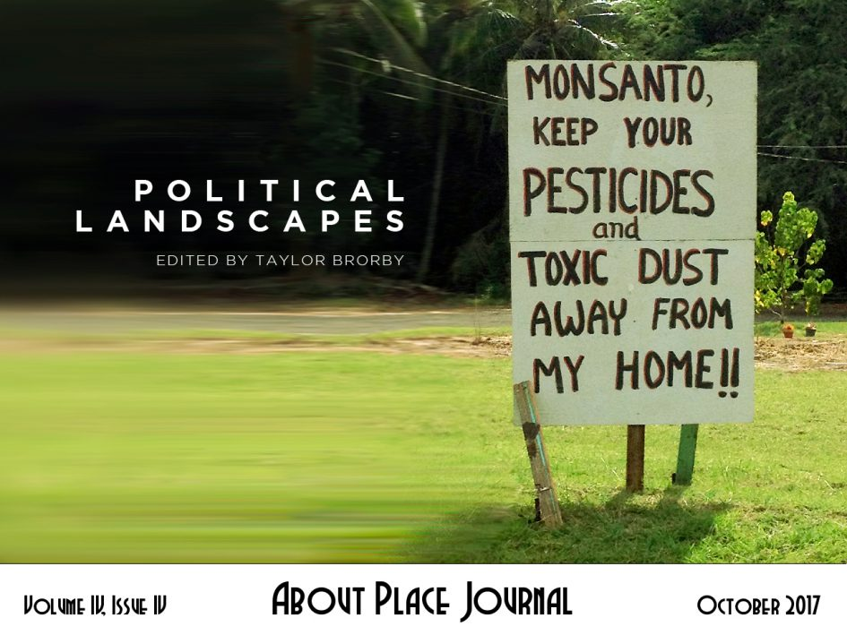 Political Landscapes – About Place Journal